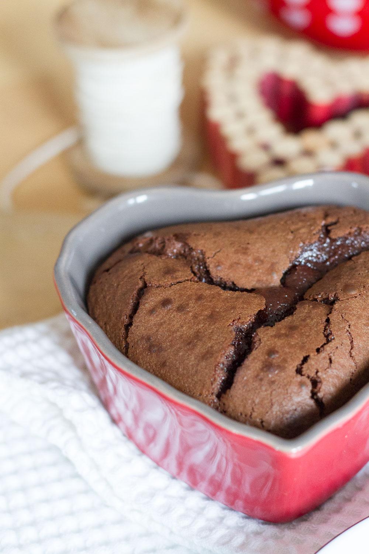 Moelleux au chocolat sans gluten
